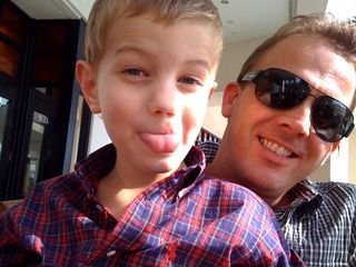 Jonathan and Kenan 2009